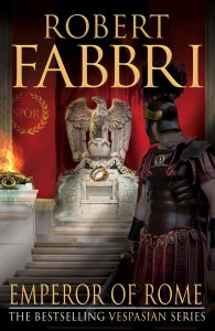 Emperor of Rome by Robert Fabbri